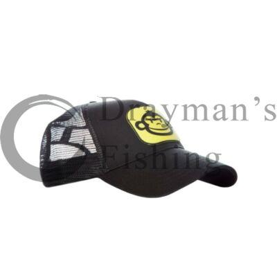 05798856f3 RidgeMonkey Trucker Cap Black/Black baseball sapka I Drayman's ...