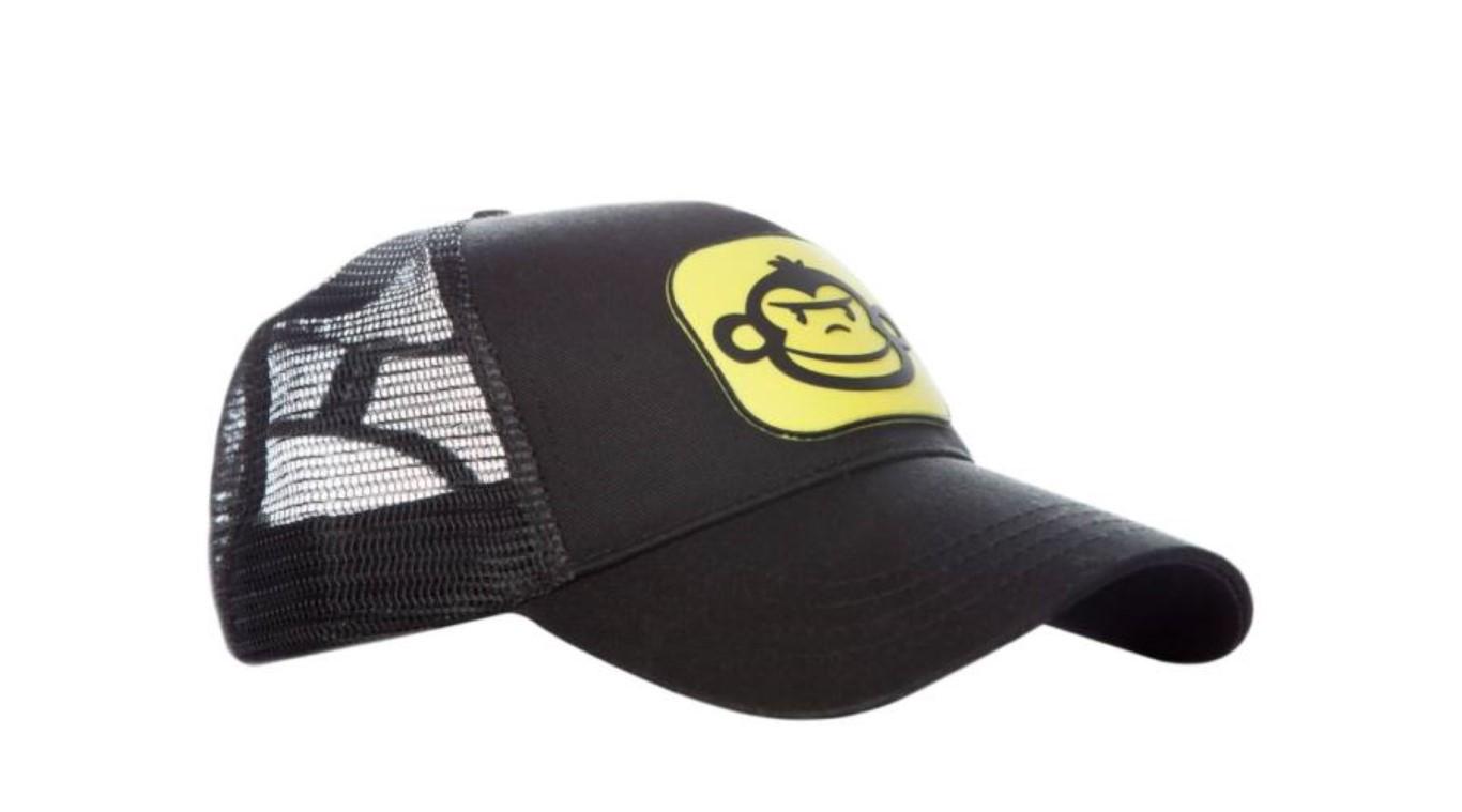 c12728cb62 RidgeMonkey Trucker Cap Black/Black baseball sapka I Drayman's Fishing I  Horgász Webáruház